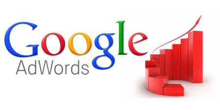 google adwords pour des campagnes d'achat de mots clés