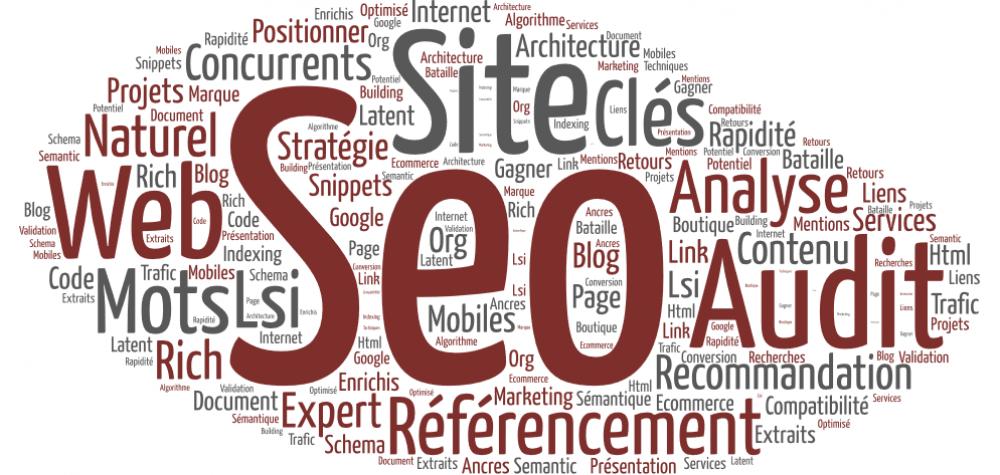 outil seo gratuit analise et audit de site