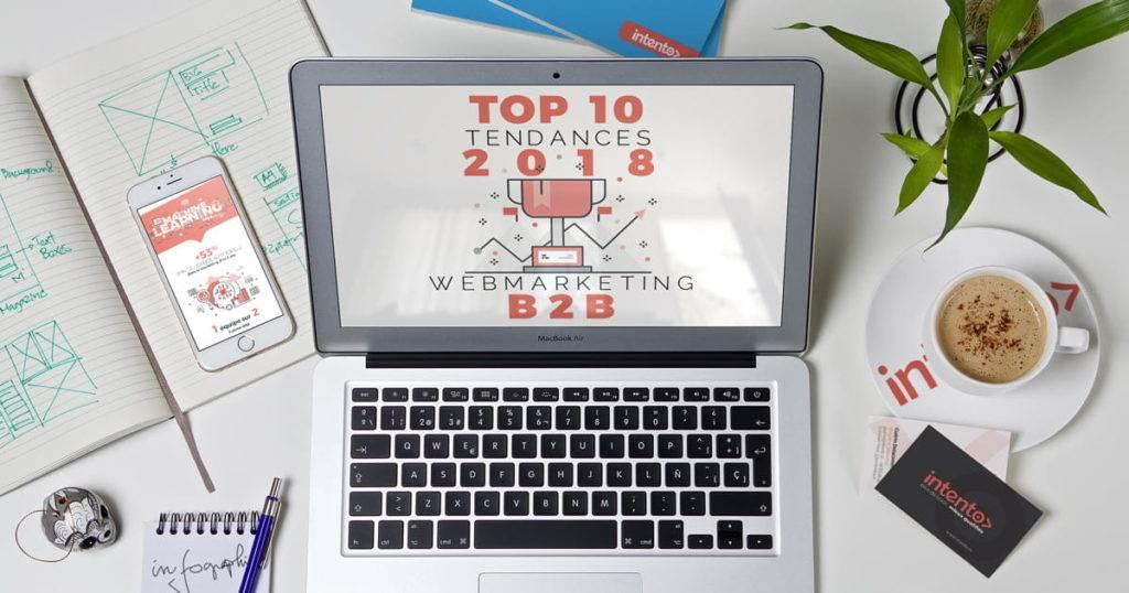 les tendances pour le webmarketing en 2018