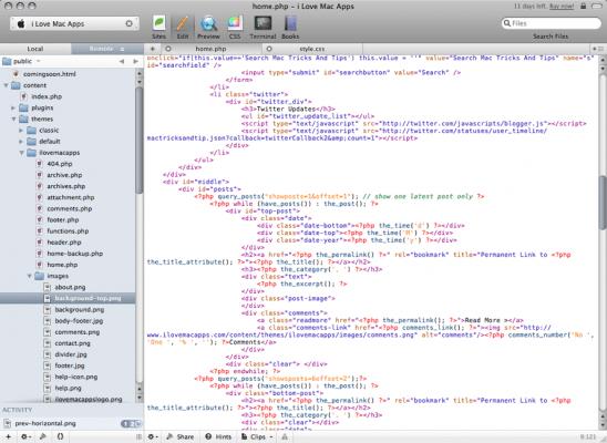logiciel creation site web